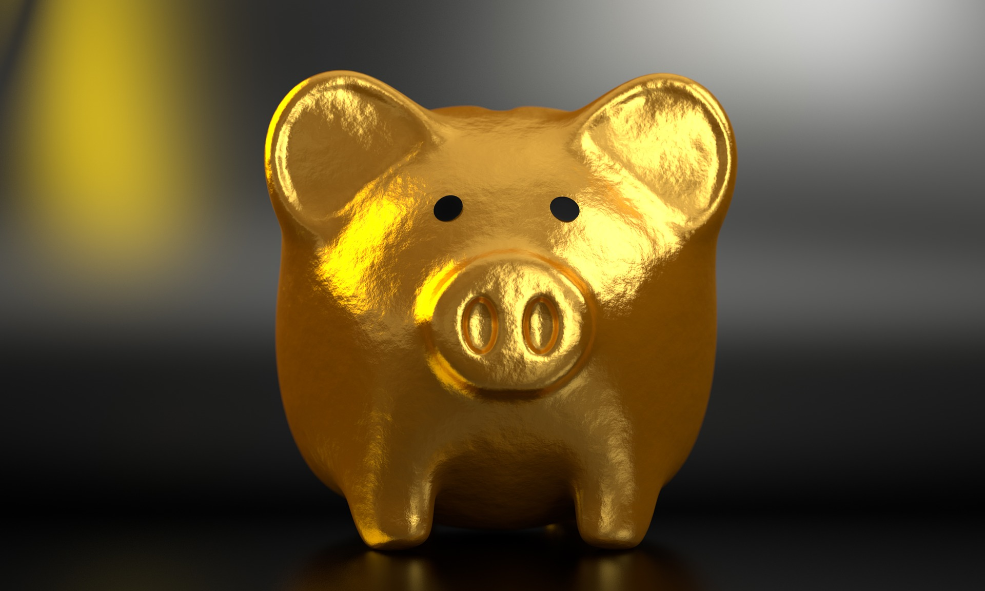 piggy 2889050 1920 - 4 Ways To Invest In Gold Wisely (A Beginners Guide)