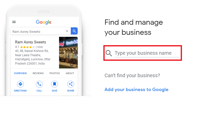 manage google listing - Incorporate Google Business Listing To Your Site