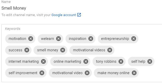 youtube channel tags - How Your YouTube Channel Can Help Your Business Grow