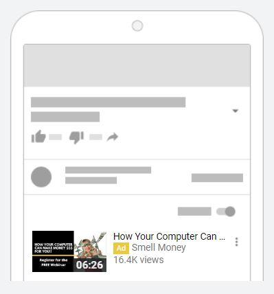 youtube mobile ad - How Your YouTube Channel Can Help Your Business Grow