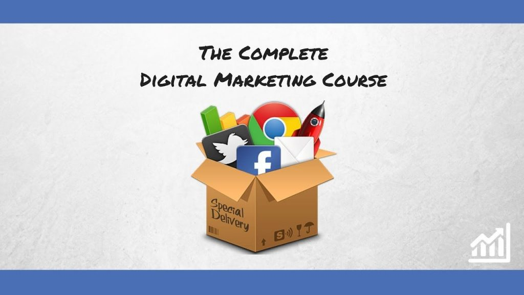 complete digital marketing course udemy 1024x576 - 5 Great Digital Marketing Courses