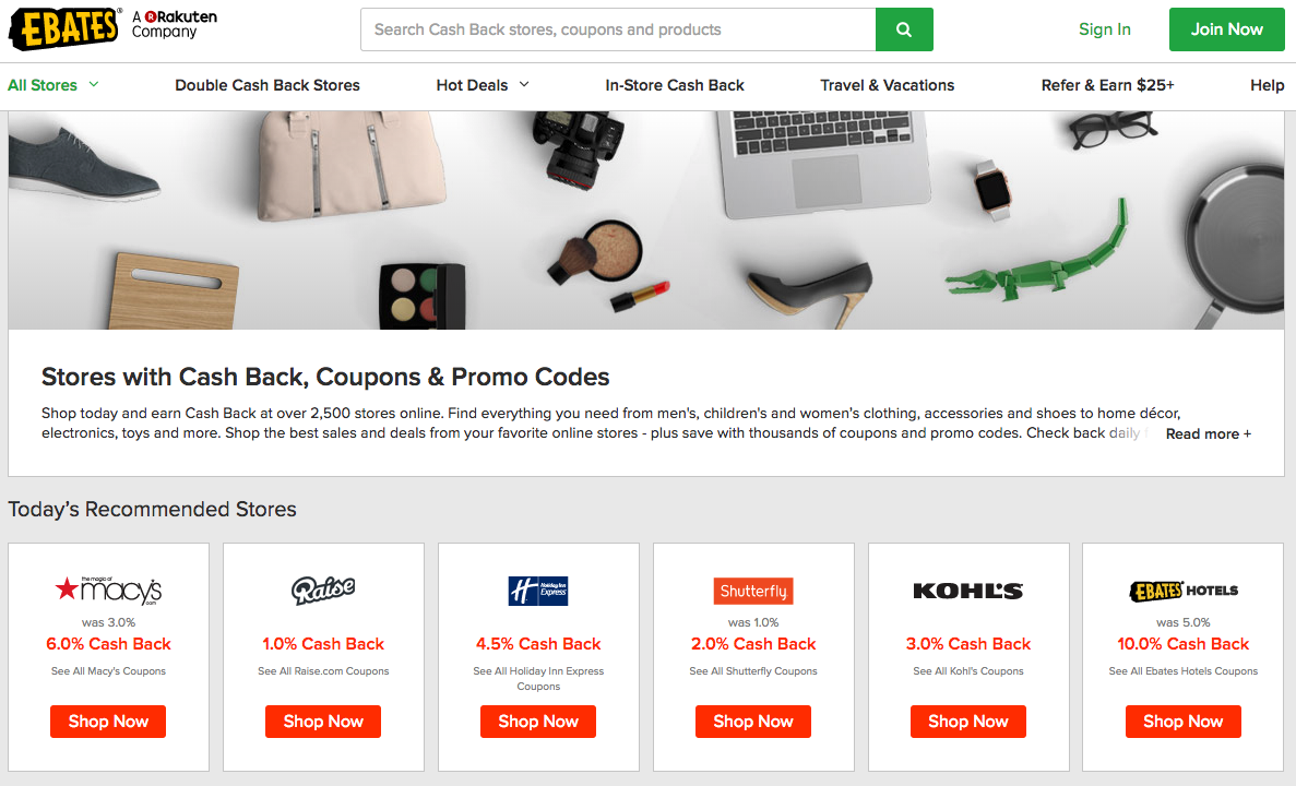 cash back coupon sites - 9 Effective Affiliate Marketing Strategies to Try in 2021