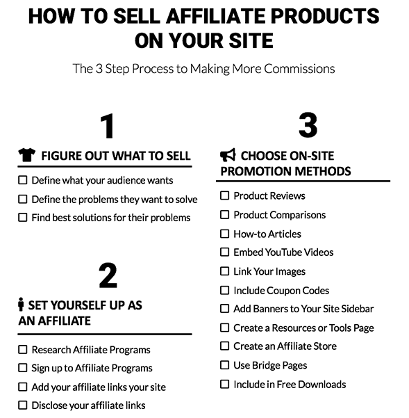 affiliate marketing checklist - 5 Affiliate Marketing Mistakes to Avoid on Social Media