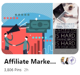 affiliate marketing tips pinterest boards - How To Make Passive Income Using ClickBank (Complete Guide)