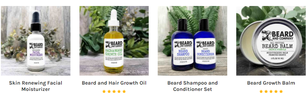ecommerces mens beard products - 5 ECommerce Niches Booming in 2021
