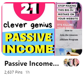 passiveincome tips pinterest board - How To Make Passive Income Using ClickBank (Complete Guide)