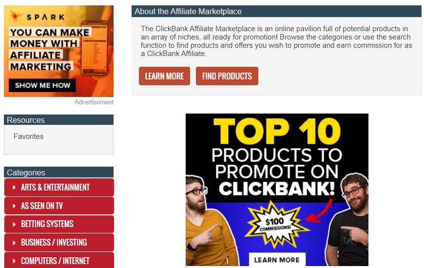 top 10 clickbank products to promote - Best Free Affiliate Marketing Tools and Resources to Know in 2021